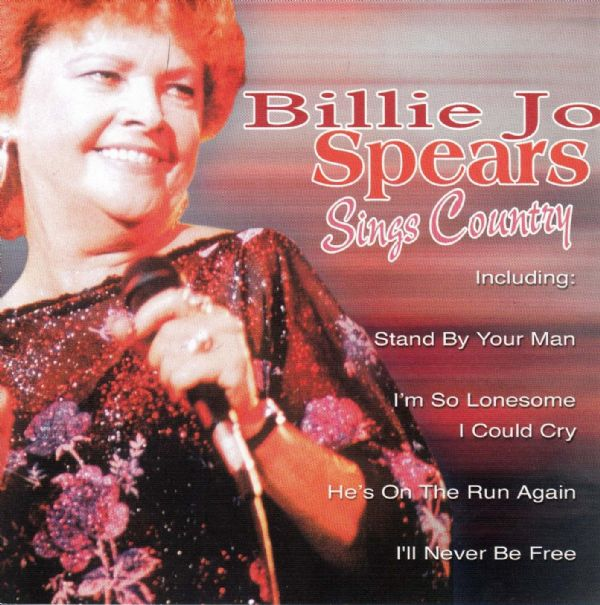 BILLIE JO SPEARS - SINGS COUNTRY (CD 2001) NEW N SEALED